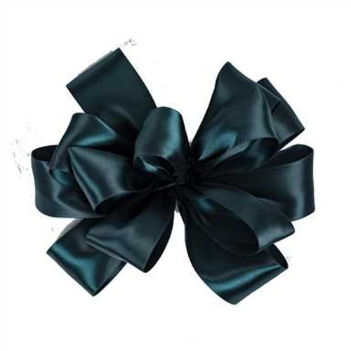 Green Envy Double Faced Satin Wholesale Ribbon.
