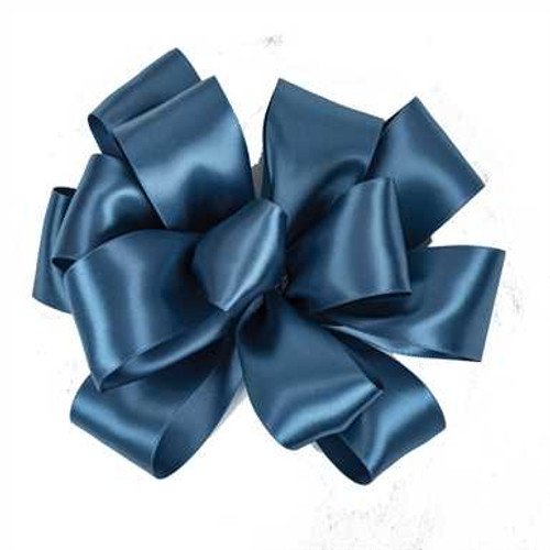 Azurite Double Faced Satin Wholesale Ribbon