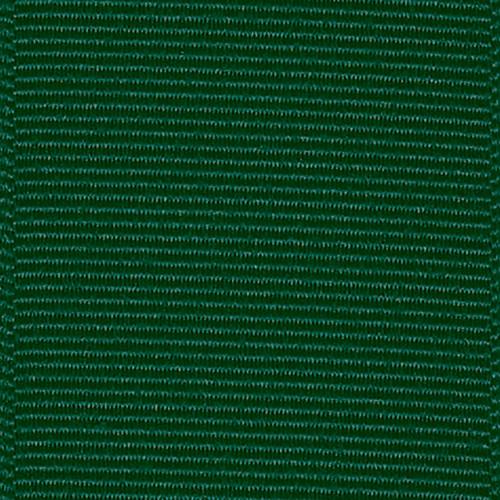Spruce Solid Grosgrain Ribbon