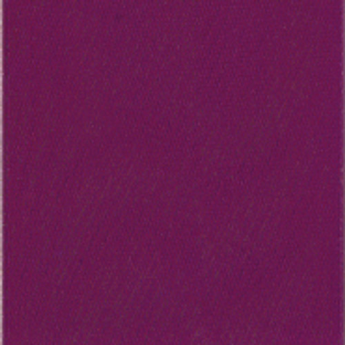 Purple Wine Single Faced Satin Ribbon