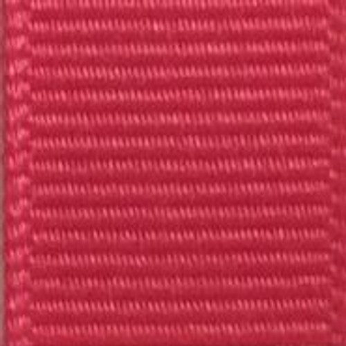 French Pink Solid Grosgrain Ribbon