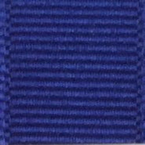 Royal Solid Grosgrain Ribbon