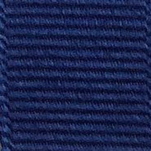 Century Blue Solid Grosgrain Ribbon