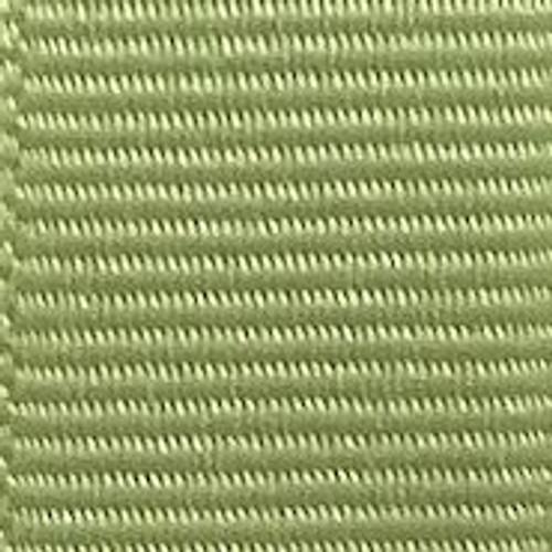 Lime Juice Solid Grosgrain Ribbon