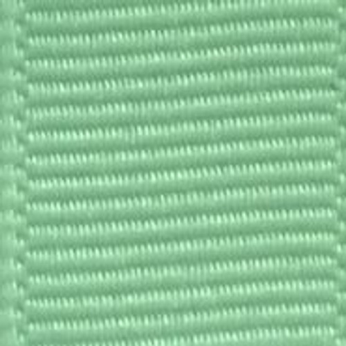 Mint Solid Grosgrain Ribbon