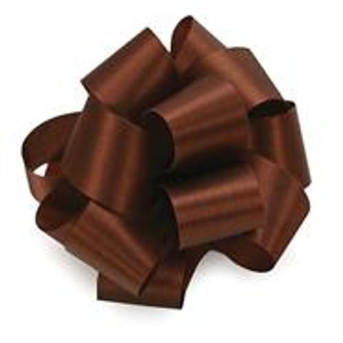 Chocolate Acetate Satin
