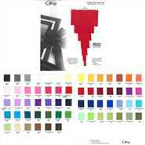 Offray Grosgrain Color Card
