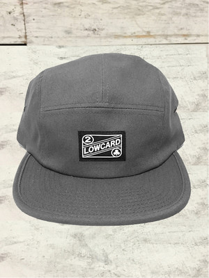 "Lowcard 5-Panel hat ""The Traveler"""