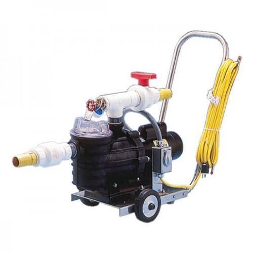 Spectrum Savage Portable Vacuum Pump   1.5HP Pool Cleaner