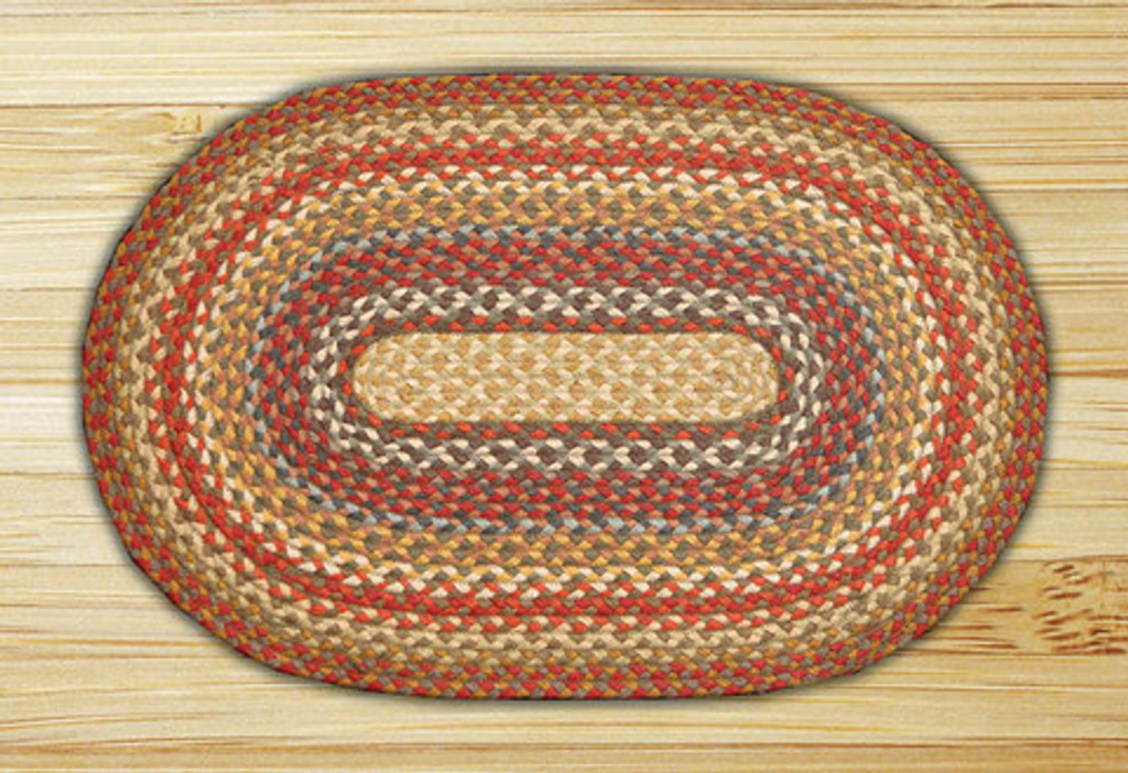 style country oval coverings rugs cotton coir rug for doormats decor braided area floor and home