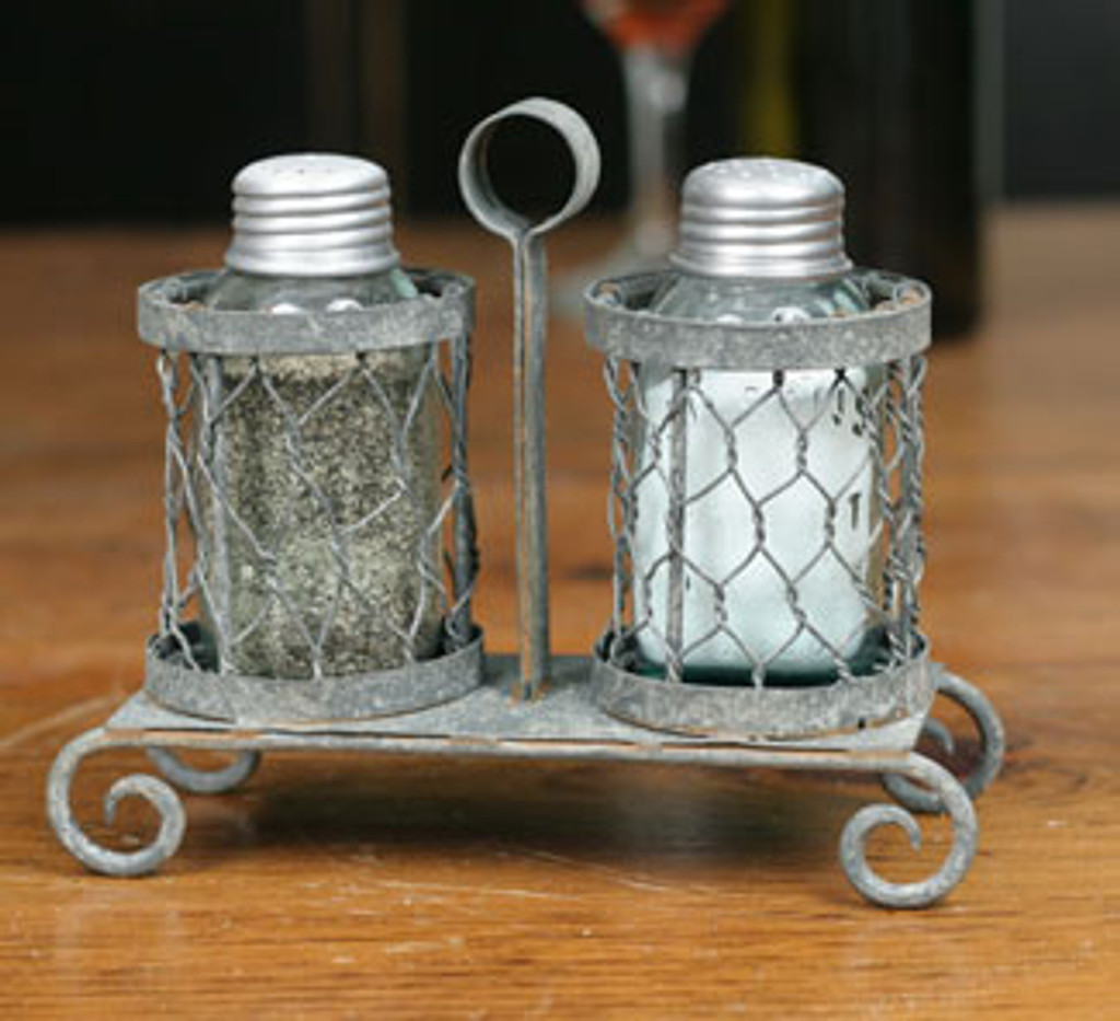 Salt and Pepper Caddy