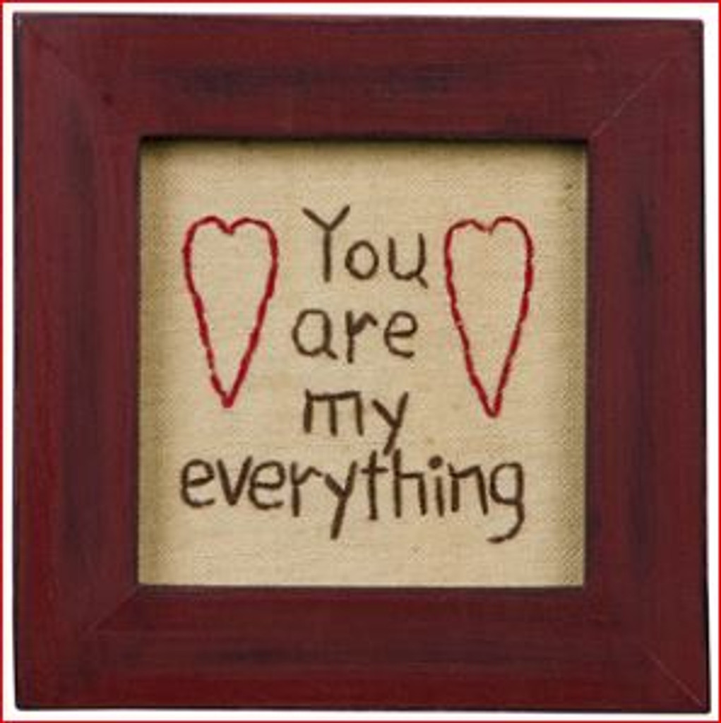 My Everything Stitchery