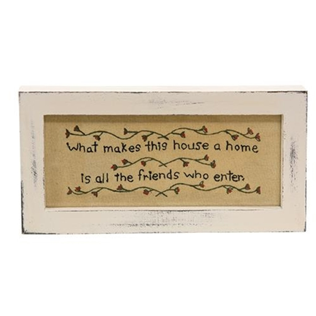 House a Home Sampler