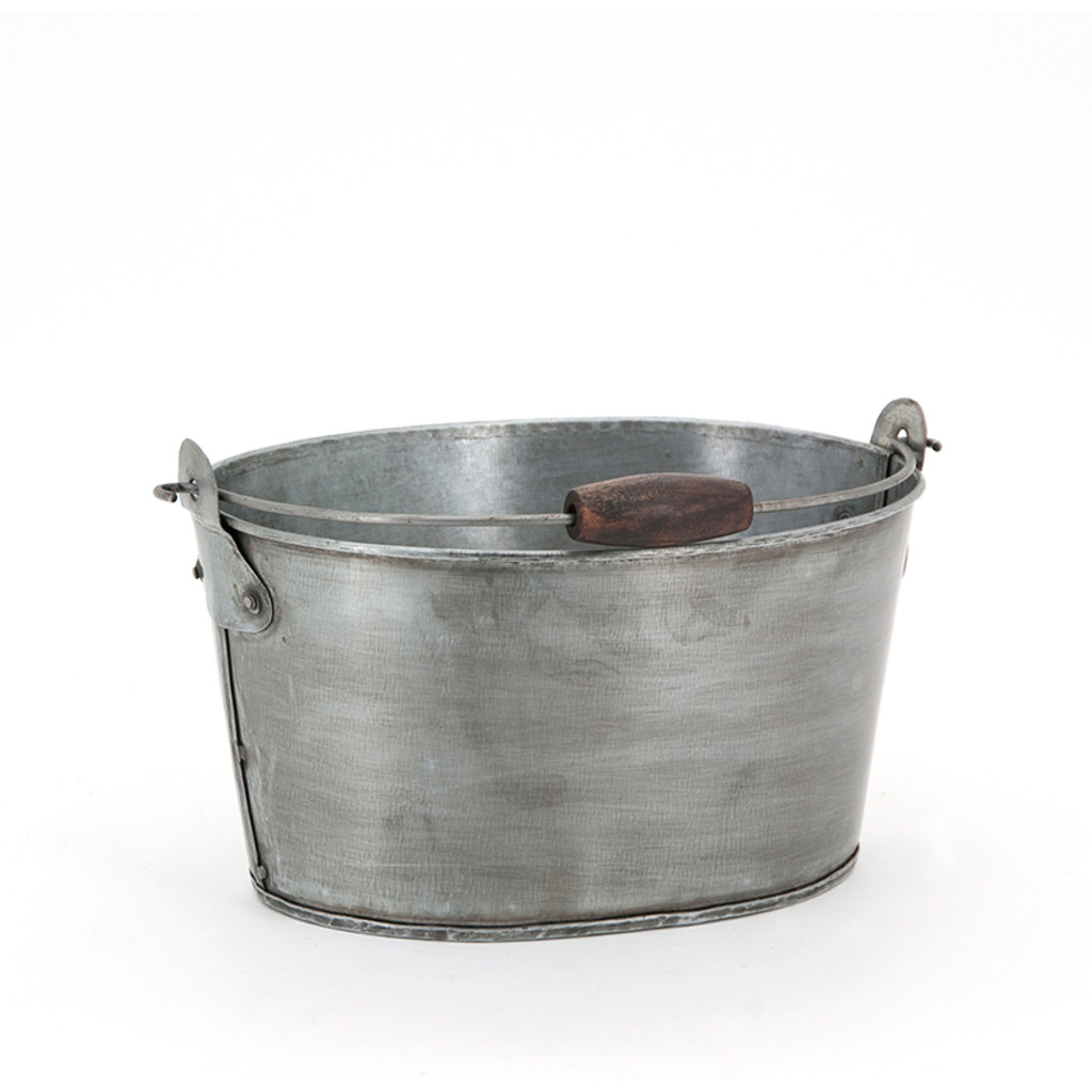 Small Oval Bucket
