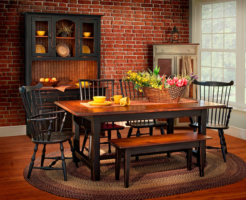 Country Decor Floor Accents