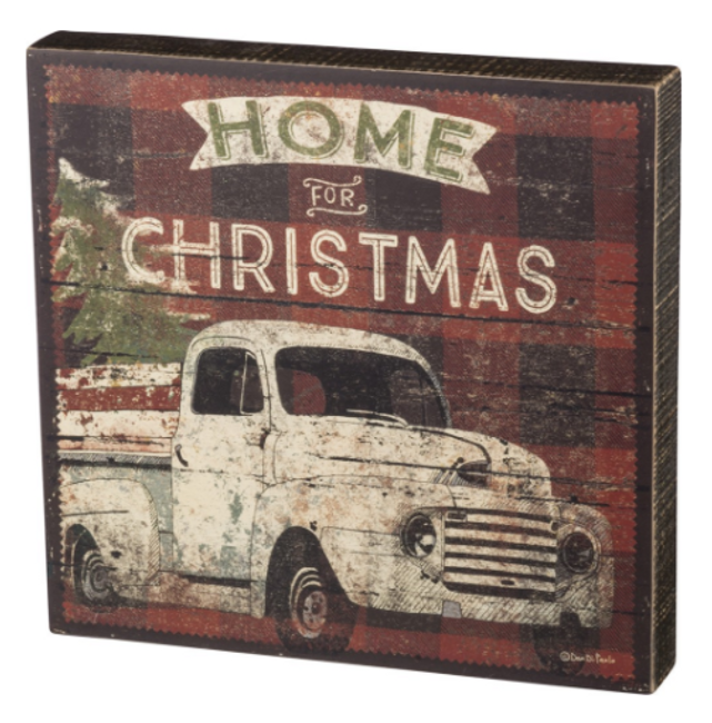 Country Christmas Decor