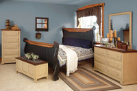 Amish Handcrafted Bedroom Furniture by Vintage Creations By Sam