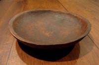Shallow Treen Bowl