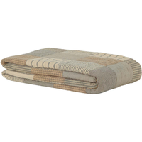 Sawyer Mill Charcoal Quilt by VHC Brands - Folded