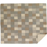 Sawyer Mill Charcoal Quilt by VHC Brands