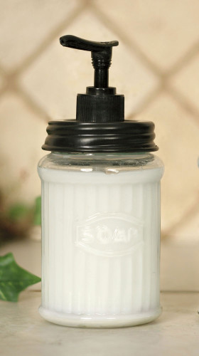 Hoosier Soap Dispenser