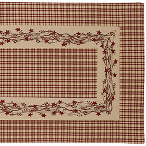 Farmhouse Berry Runner