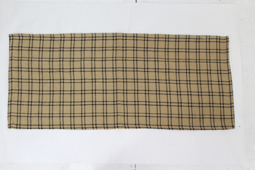 Cottage Check Table Runner
