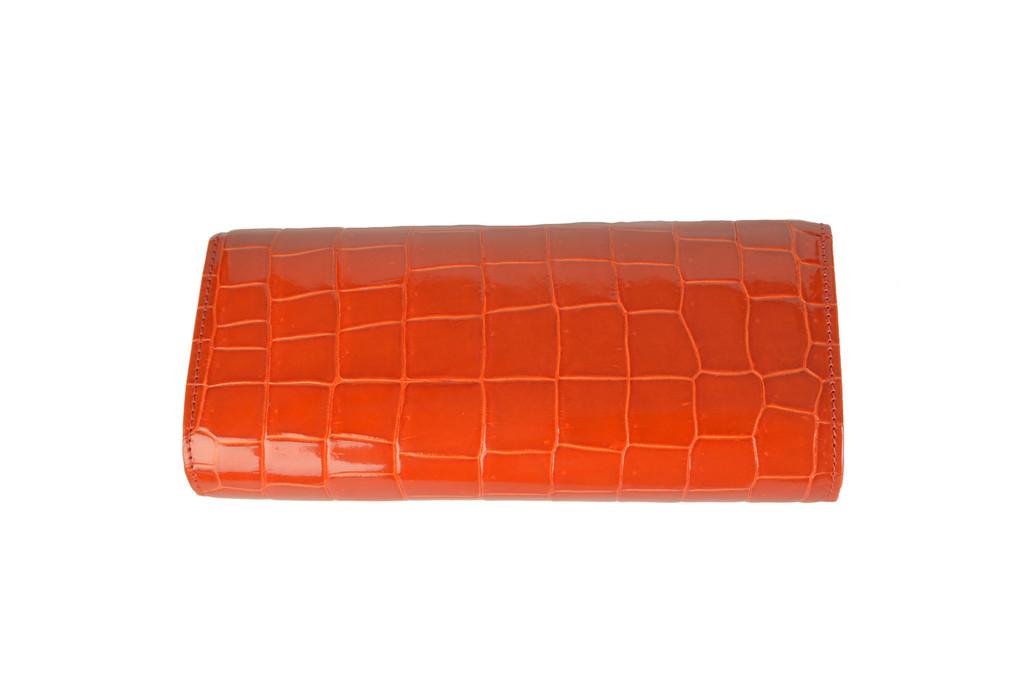 Small Clutch - Orange