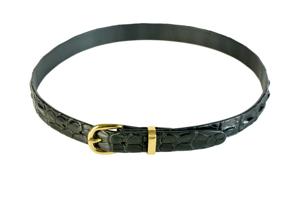 Hornback Belt - Black