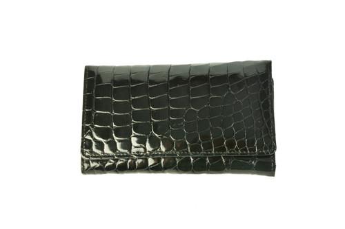 Small Yen Style Purse - Black