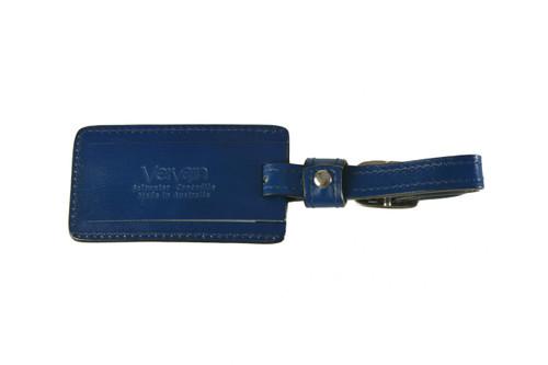 Luggage Tag - Blue
