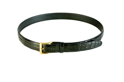 Belly Skin Belt - Black