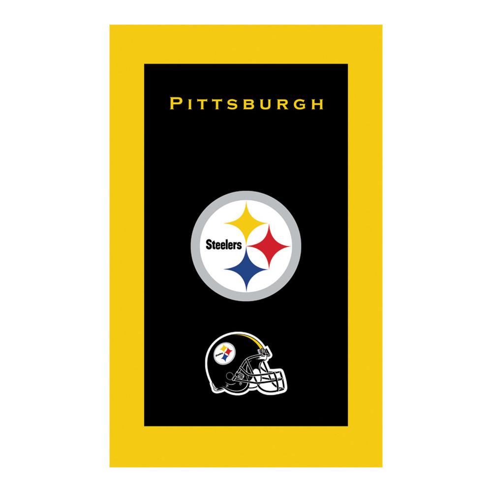 KR NFL Bowling Towel Pittsburgh Steelers