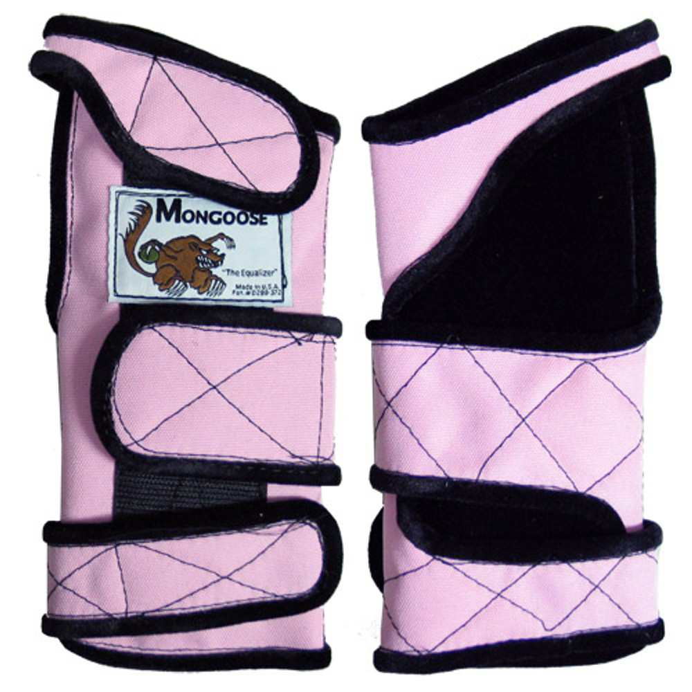 Mongoose Equalizer Left Hand Wrist Positioner Pink