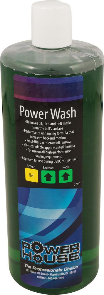 Powerhouse Power Wash Bowling Ball Cleaner 32oz