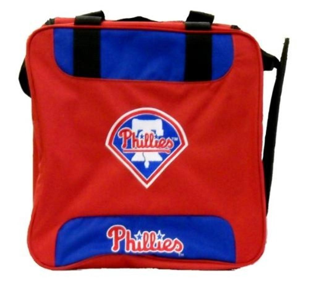 KR MLB Single Tote Bowling Bag Philadelphia Phillies