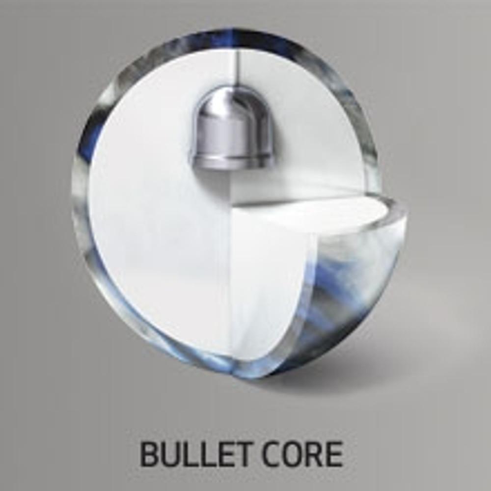 Brunswick TZone Carribbean Blue Bowling Ball Core
