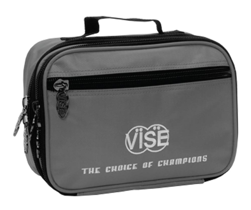 Vise Bowling Accessory Bag Grey