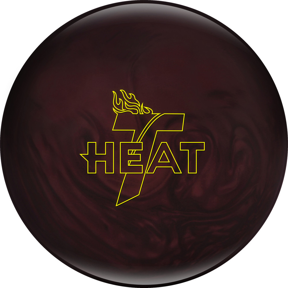 Track Heat Bowling Ball
