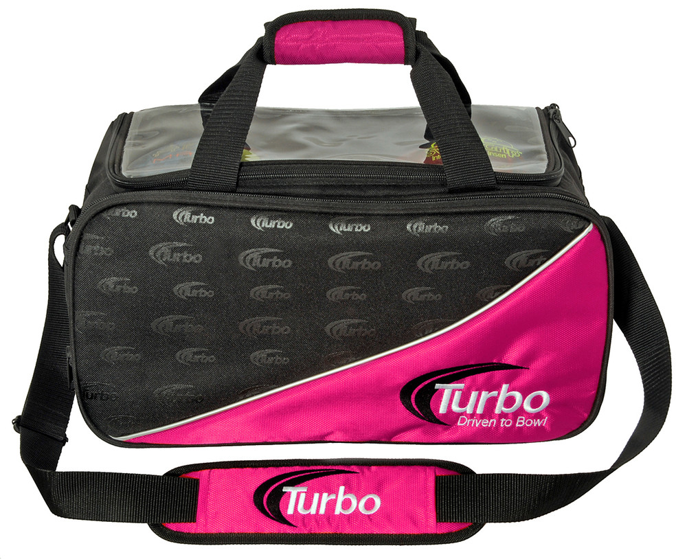 Turbo 2 Ball Double Tour Tote Pink