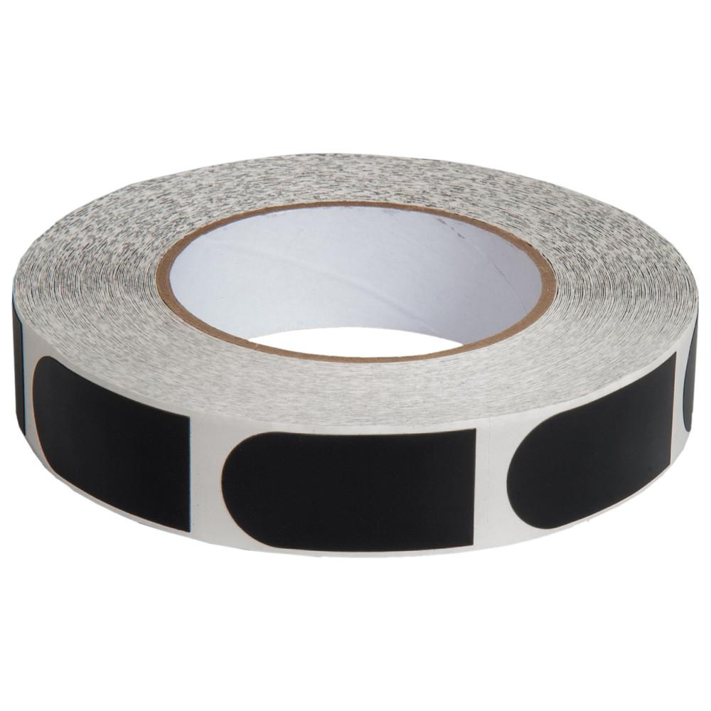 "Ebonite Ultra Grip 1"" Black Tape 100 Piece Roll"