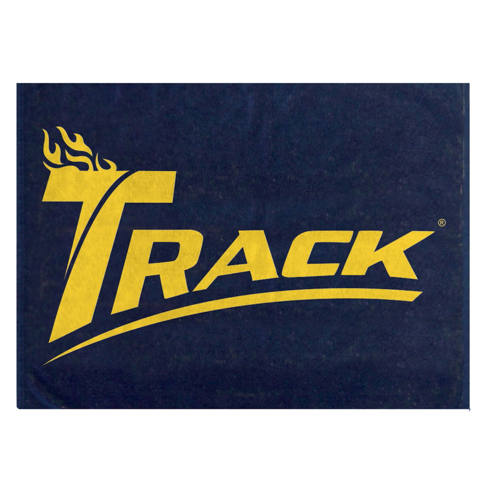 Track Dye Sublimated Microfiber Towel