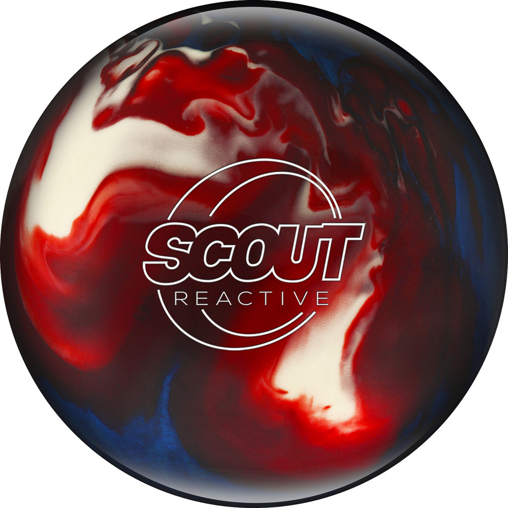Columbia 300 Scout Bowling Ball Red White Blue