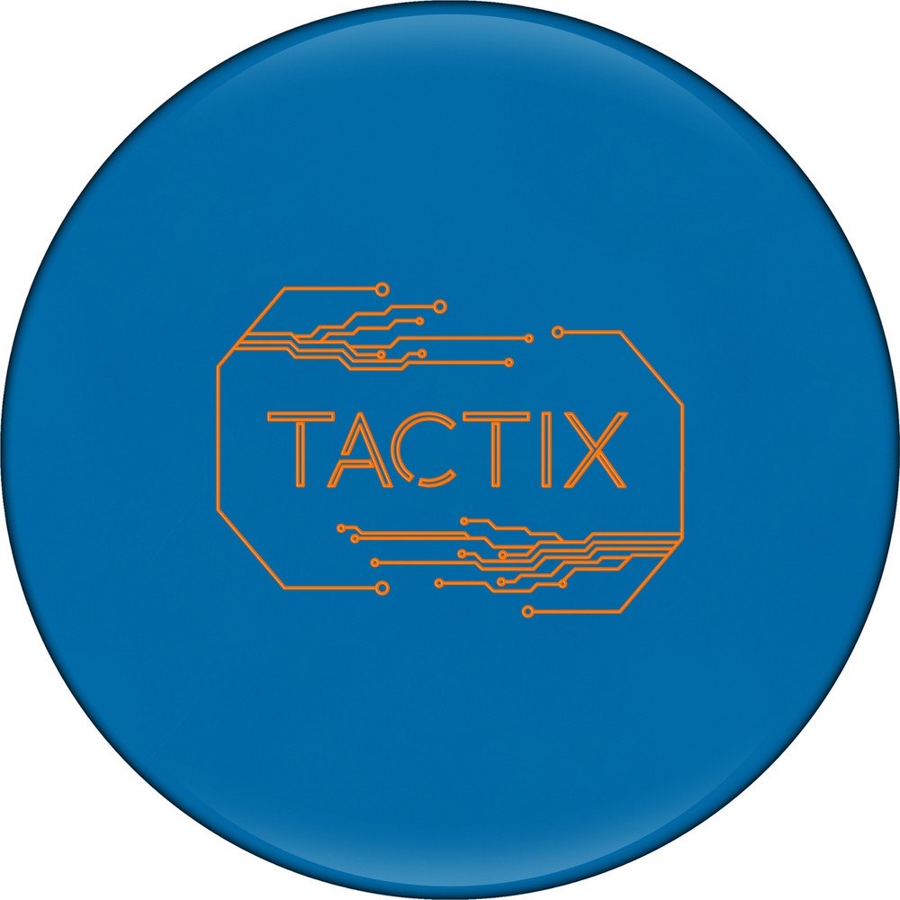 Track Tactix Front View