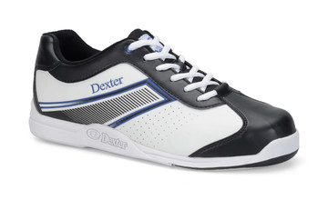 Dexter Randy Mens Bowling Shoes side view