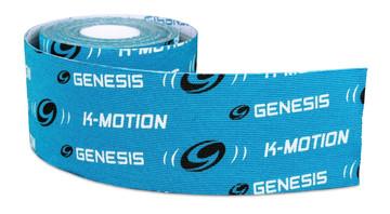 Genesis K-Motion Tape Blue Roll