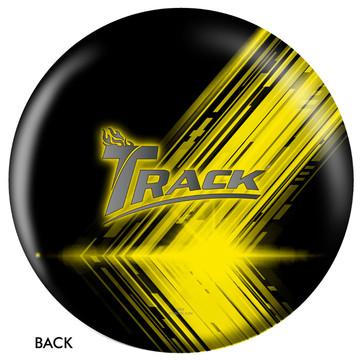 Track Logo Ball Back View