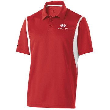 Motiv Integrate Performance Mens Polo