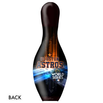 Houston Astros World Series Back View