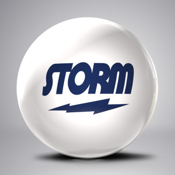 Storm White Poly Front View